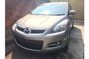 Накладки порога Mazda CX-7
