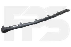 Накладка спойлера переднего бампера Kia Sportage QL '15-18 (FPS)