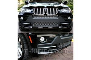 Новые Обвесы бампера BMW X5