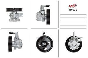 Насосы гидроусилителя руля Hyundai Santa FE