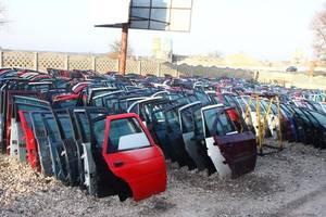 Тросы двери Opel Astra G