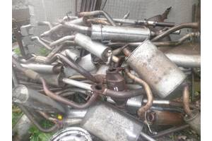 Глушители Opel Omega B