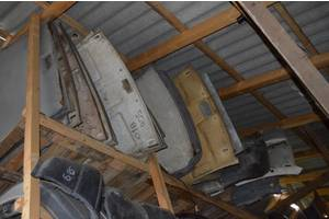 Потолки Peugeot Boxer груз.