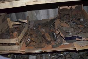 Тормозные колодки комплекты Skoda Octavia