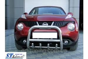 Кенгурятники Nissan Juke