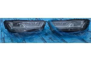 Новые Фары Audi Q7