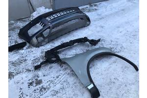 Новые Решётки бампера Volkswagen Touareg