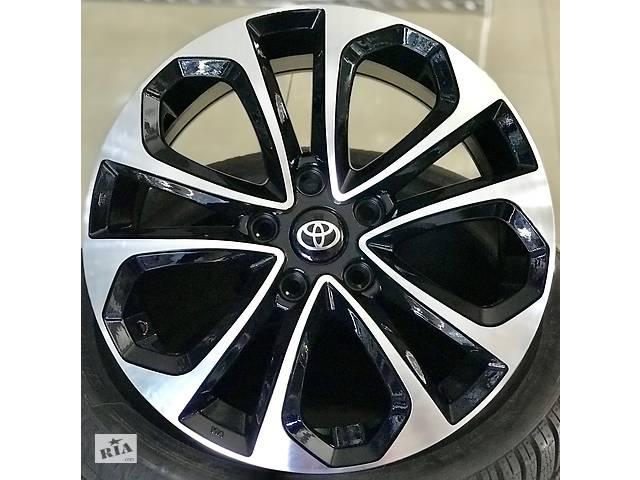 Новые оригинальные литые диски R17 5-114.3 Toyota RAV 4/Camry- объявление о продаже  в Харкові