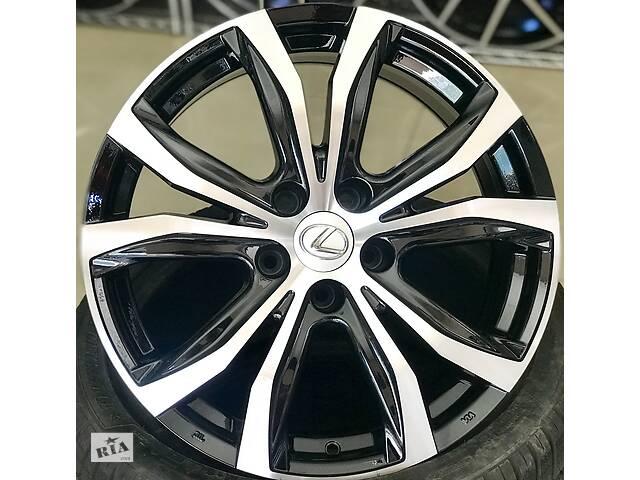 купить бу Новые оригинальные литые диски R20 5-114.3 Lexus RX в Харькове