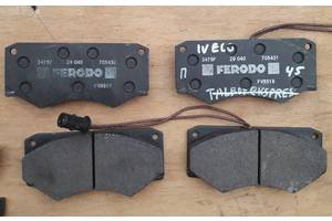 Новые Тормозные колодки комплекты Iveco Daily груз.