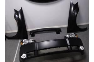 Новые Бамперы передние Dodge Avenger
