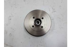 Новый Тормозной барабан ступица ABS с подшипником NISSAN Kubistar 03-08;RENAULT Kangoo 97-07