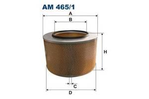Новые Воздушные фильтры Mercedes Actros