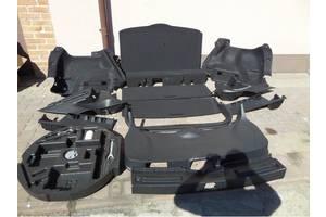 Обшивка багажника б/у Nissan Rogue Sport 2014-