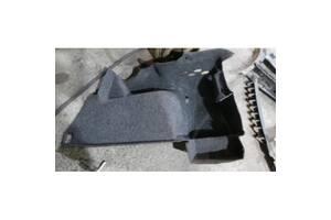 Обшивка багажника правая для Skoda Superb 2002-2008 б/у