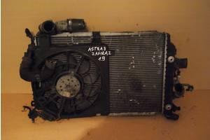 Радиаторы Opel Zafira