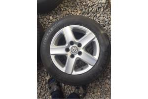 б/у диски с шинами Volkswagen Touran
