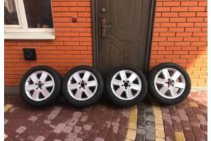 б/у диски с шинами Mercedes Viano груз.