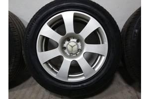 б/у диски с шинами Mercedes S 550