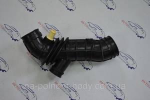 Патрубок (гофра) воздушного фильтра Нексия 16 клапанов.; Daewoo Motor