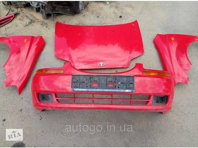 бу Передняя часть кузова/морда/ланджероны Chevrolet Aveo T200 в Виннице