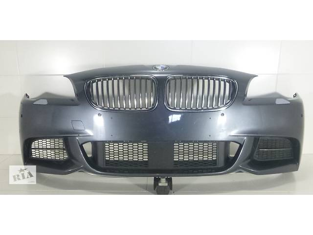 передний бампер голый или комплектный на весь модельный ряд бу Bmw