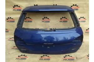 Peugeot 308 II T9 2014-17 крышка багажника SW универсал 9800371677