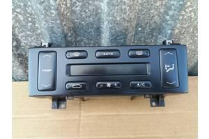 Peugeot 406(99-04р) Блок управления печкой/климатконтролем Наложка