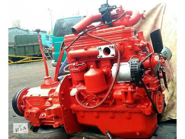 Продам Двигатель Д-240 МТЗ с КПП Зил 130- объявление о продаже  в Каховке