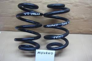 б/у Пружины задние/передние Opel Movano груз.