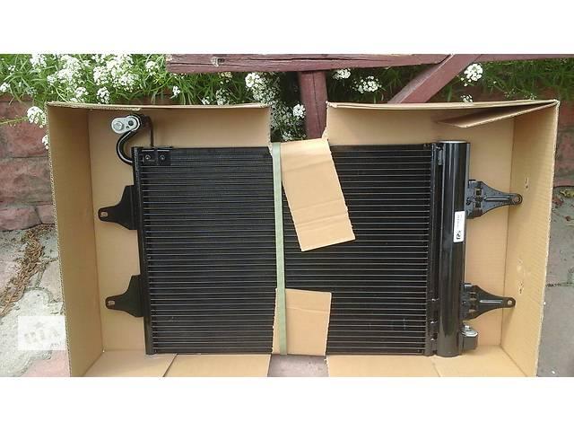 купить бу Радиатор кондиционера для Volkswagen Polo 2002-2005, фольксваген поло радиатор кондиционера в Киеве