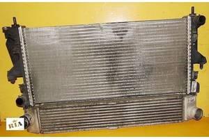 Радиатор охлаждения Ситроен Джампер Citroen Jumper III 2.2 HDI с 2006 г. в.