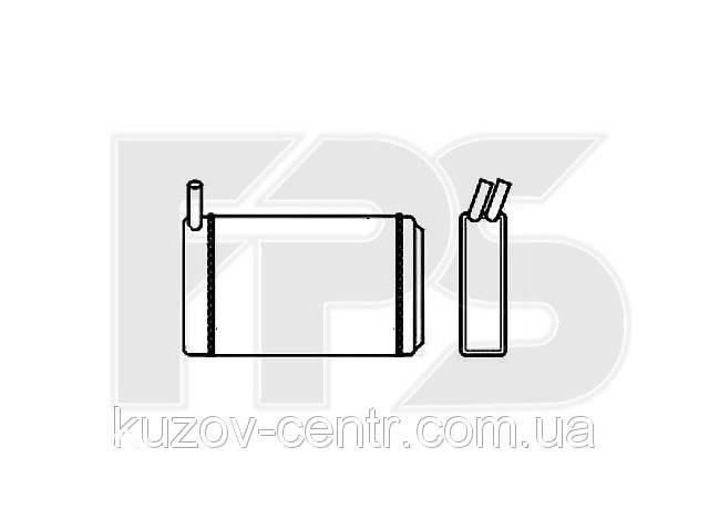 бу Радиатор печки Ауди (Audi)DI 80 / 90 78-86, Volkswagen, Фольксваген PASSAT (B2) производитель FPS в Києві