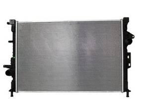 Радиатора охлаждения двигателя Ford Escape, Kuga, Transit Connect 2013-,1.6L, 2.0L, 2.5L  (Signeda) CV6Z8005B