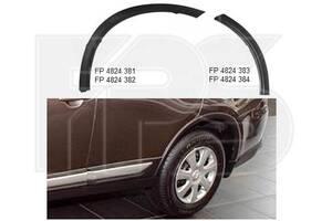 Рант заднего крыла на бампер левый Mitsubishi Outlander III '12-15 (FPS)