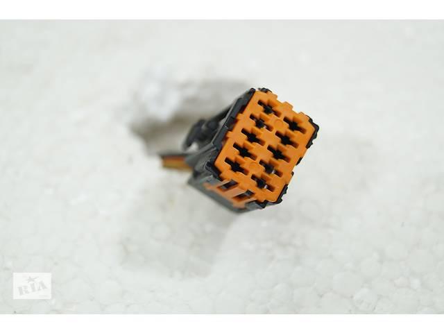 бу Разъем электрический 4-х контактный б/у Renault Trafic 2 297728 в Львове