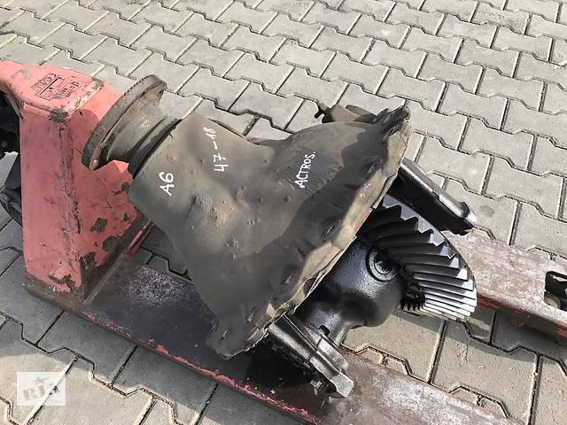 бу Редуктор Б/у 47:18 MB ACTROS MP4 для Mercedes-Benz Actros в Черновцах