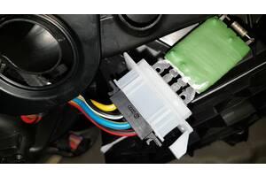 Регулятор оборотов вентилятора печки для Volkswagen Eos