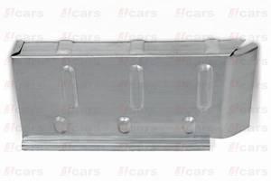 Ремчасть подножки левая Mercedes T1 207-410 '77-95 (4cars) дно, без креплений