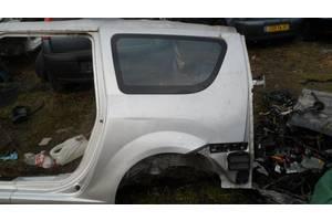 Четверти автомобиля Renault Logan