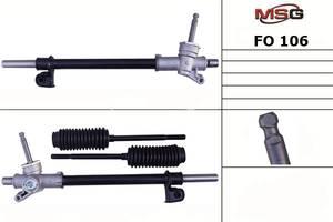 Рулевая рейка без ГУР FORD COURIER 95-02, FORD FIESTA 95-01, MAZDA 121 III 96-00 MSG FO106
