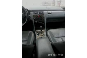 б/у Запчасти Mercedes 210
