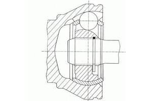 Полуоси/Приводы Toyota Yaris