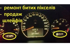 Новые Панели приборов/спидометры/тахографы/топографы Mercedes E-Class