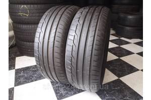Шины бу 235/55/R17 Dunlop Sport Maxx RT Лето 6.75мм 2016г Резина бу 205/215/225/235/245/45/50/55