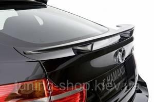 Спойлеры BMW X6