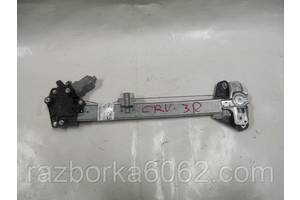 Стеклоподъёмник задний правый электр (без моторчика) Honda CR-V (RE) 06-12 (Хонда ЦР-В РЕ)  72710SWAA01