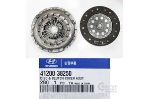 Новые Диски сцепления Hyundai Santa FE