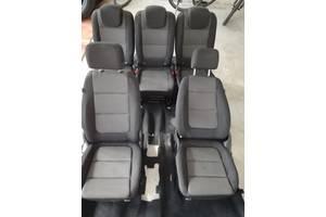 сидіння Volkswagen Crafter