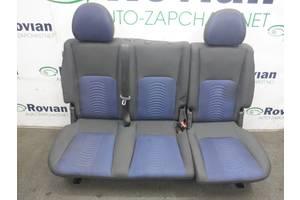 Сиденье заднее (Минивен) Fiat DOBLO 2004-2010 (Фиат Добло), БУ-180052